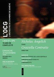 Nicholas Angelich Graziella Contratto - CRFG