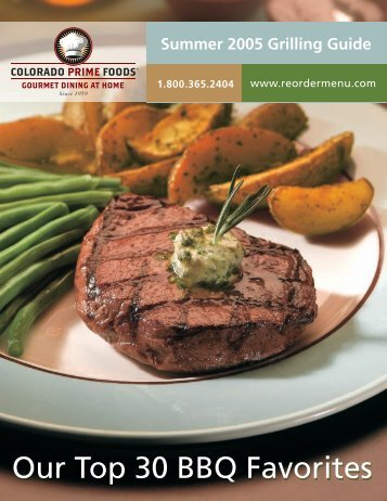 Our Top 30 BBQ Favorites - Colorado Prime Foods
