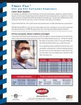 Pleat Plus Respirator - Page 2