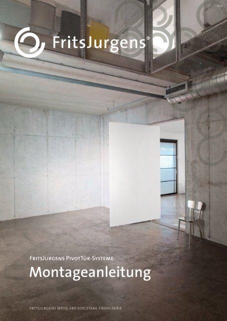 Montageanleitung - FritsJurgens