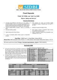 Fixed Deposits - Rrfinance.com