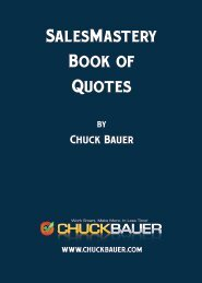 to Download (Adobe Acrobat is Required.) - Chuck Bauer's Mastery ...