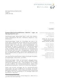 herning vand.pdf - Statsforvaltningen