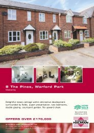 8 The Pines, Warford Park