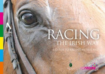 THE IRISH WAY - Horse Racing Ireland