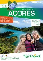 açores - Terra Brasil