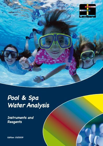 Pool & Spa Water Analysis Instruments and Reagents - say su arıtma