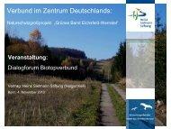 Grünes Band Eichsfeld – Werratal