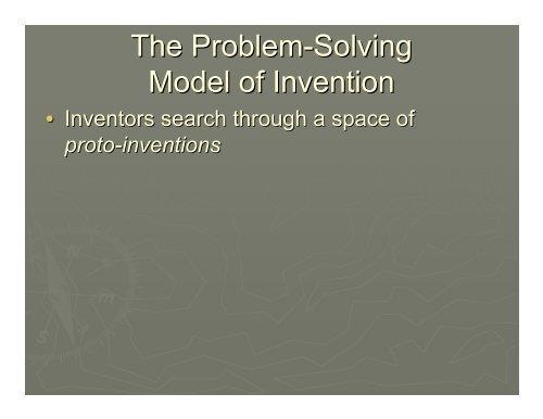 Edison's Bright Idea: Mental Models, Heuristics, Strategies