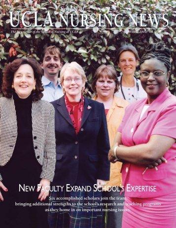 Winter 2002 - UCLA School of Nursing