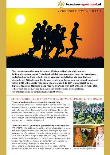bsn_nwsbr_2011_sept.pdf (PDF, 864 Kb) - Brandweer Nederland