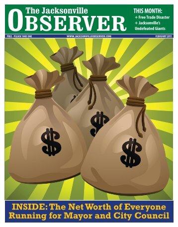 Jacksonville Observer print edition - The Jacksonville Observer