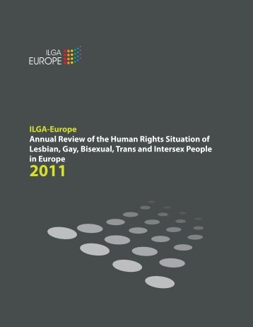 Annual Review 2011 - ILGA Europe