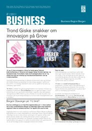 Last ned her! - Business Region Bergen