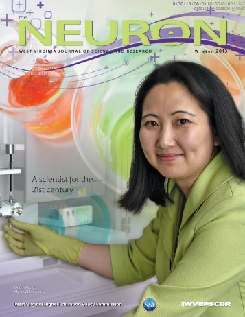 A scientist for the 21st century - Division of Science & Research