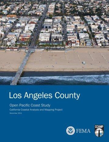 Los Angeles County - FEMA Region 9