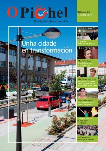 Revista O Pichel - Concello de Santiago de Compostela