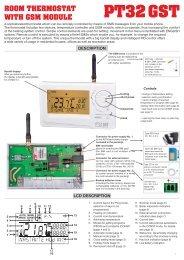 PT32 GST - Elektrobock
