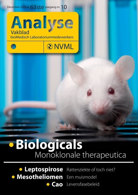 10 - Nederlandse Vereniging van bioMedisch ...