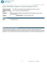 14560 - RCME-E5O09 - Regulacion y Control de Maquinas Electricas