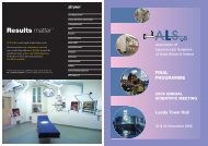 2006 - ALSGBI