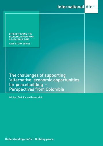 InternationalAlert_ColombiaCase Study.pdf - Donor Committee for ...