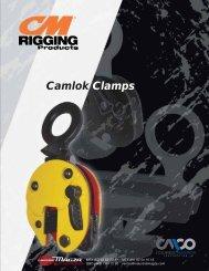 Camlok Clamps