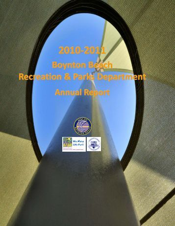 The City of Boynton Beach Recreation & Parks Department