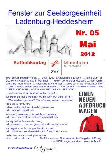 Eucharistiefeier - Ladenburg