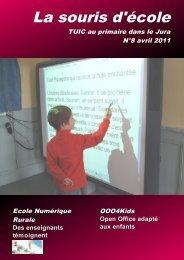 La Souris d'école n°8 - Rectorat de l'académie de Besançon