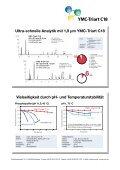 Bestellnummern YMC-Triart C18, 1,9 µm - YMC Europe GmbH - Seite 2