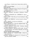 US Army Military Intelligence History: A Sourcebook - Fort Huachuca ... - Page 4