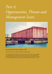 Opportunities, Threats and Management Issues - Liverpool World ...