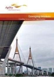 Emerging Markets Brochure - Agility