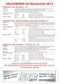 Tilläggsregel 2013 - Ränneslättsloppet - Page 4