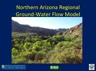 Northern Arizona Regional Ground-Water Flow Model