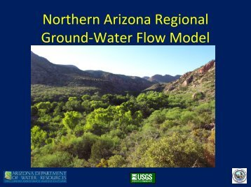 Northern Arizona Regional Ground-Water Flow Model
