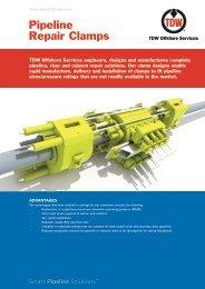 Pipeline Repair Clamps - T.D. Williamson, Inc.
