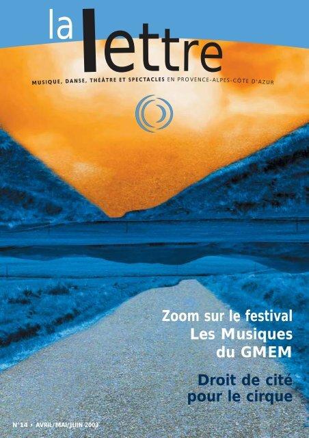 La Lettre n°14 - Arcade Provence-Alpes-Côte d'Azur - Arcade PACA
