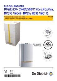 DTG(E)130 - 35/45/65/90/115 Eco.NOxPlus, MC35E / MC45 / MC65 ...