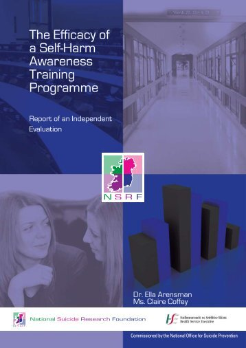 The Efficacy of a Self-Harm Awareness Training Programme