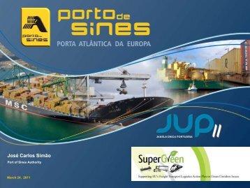 Presentation of Sines Single Port Window System - SuperGreen ...
