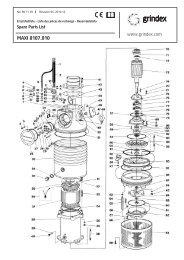 MAXI 8107.010 - Grindex Pumps