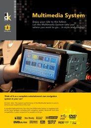Multimedia System - DK-Schweizer