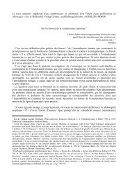 Commentaire De Texte En Allemand Et Traduction Totale