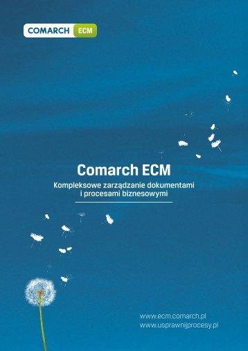 Katalog Comarch ECM - kompleksowe zarzadzanie dokumentami i ...