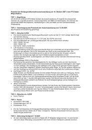Protokoll vom 18.10.207 - Kreis-Jugendfeuerwehr Stade