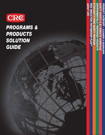 Programs & Products Solutions Guide - Modern Distribution ...