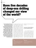 printable version - European Consortium for Ocean Research Drilling - Page 6