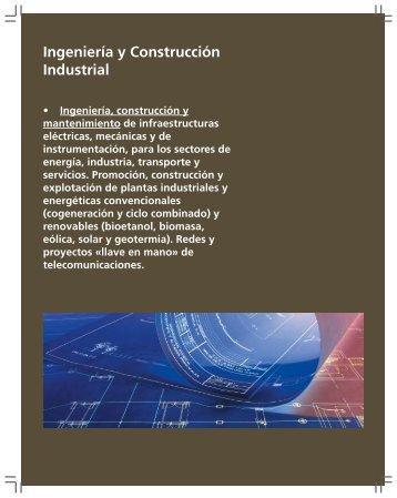 Ingeniería y Construcción Industrial - Abengoa